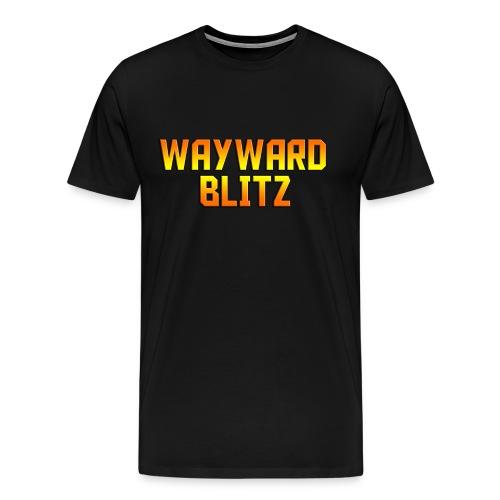 Wayward Blitz Youtube - Men's Premium T-Shirt