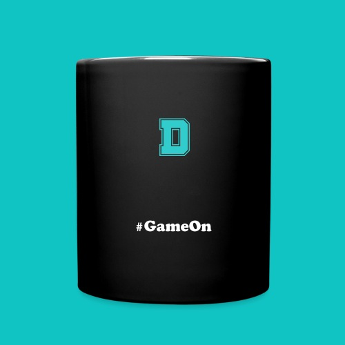 #Game On Coffee Cup - Full Color Mug