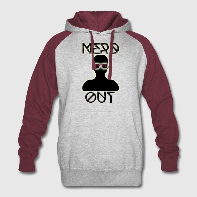 Nerd Out Hoodie (Men's)! hoodie | Spreadshirt