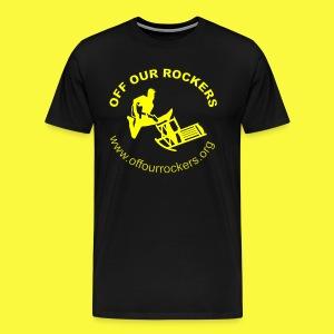 Basic Rocker T-Shirt - Men's Premium T-Shirt