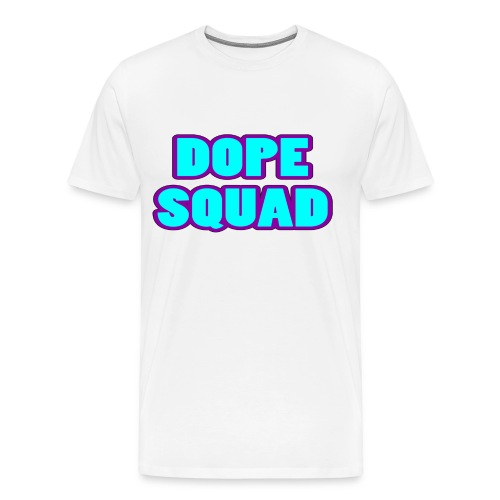 Men's Premium DOPE SQUAD T-Shirt - Men's Premium T-Shirt