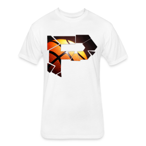 Sport Tee! - Fitted Cotton/Poly T-Shirt by Next Level