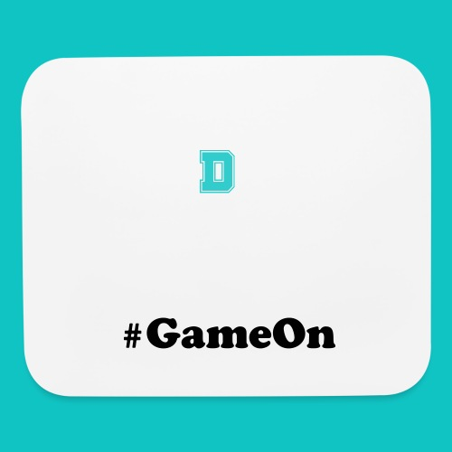 #GameOn Horizontal Mousepad - Mouse pad Horizontal