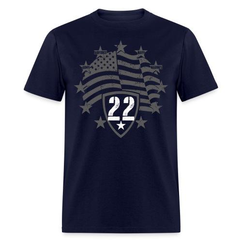 22  Men's Shirt - Men's T-Shirt