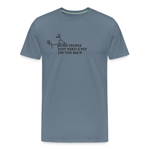 Some People - Men's Premium T-Shirt