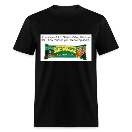 Nature valley granola bar - Men's T-Shirt