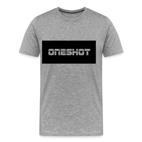 Oneshot t shirt - Men's Premium T-Shirt