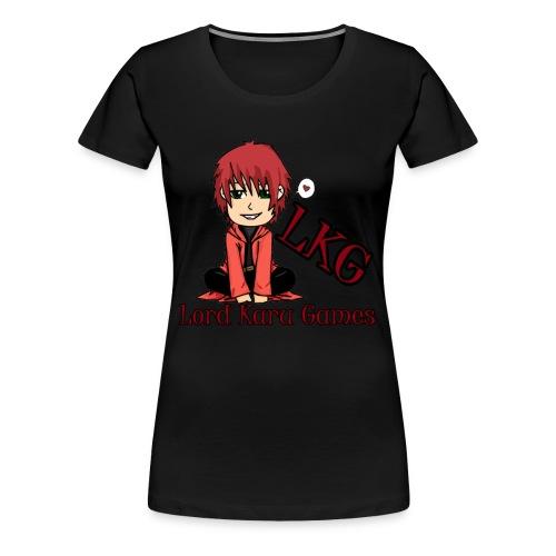 Lord Karu Games Womens Shirt v2 S-3XL - Women's Premium T-Shirt