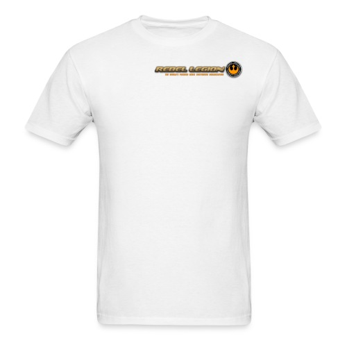 Outrider Base - Men's Classic Neck - Men's T-Shirt