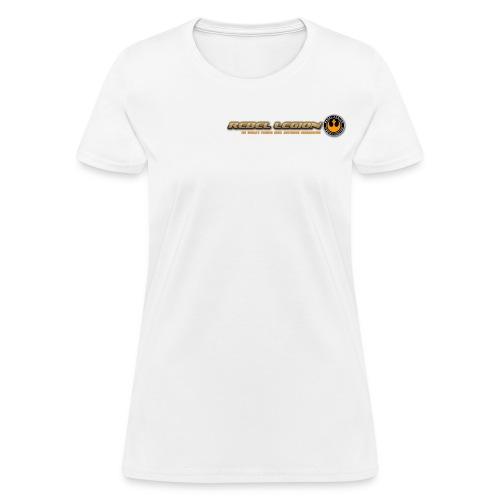 Outrider Base - Women's Classic Neck - Women's T-Shirt