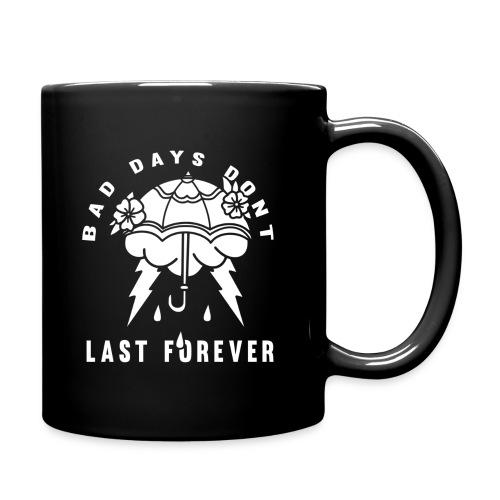 Bad Days Coffee Mug - Full Color Mug