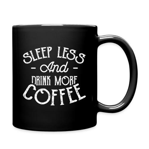Drink More Coffee Mug - Full Color Mug