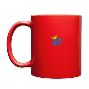 blowout gaming cup - Full Color Mug