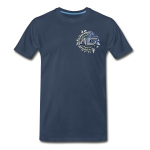 Altitud Dragon Shirt W/logo - Men's Premium T-Shirt