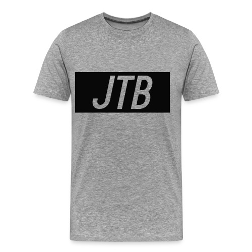 JTB sign Men' s T-Shirt - Men's Premium T-Shirt