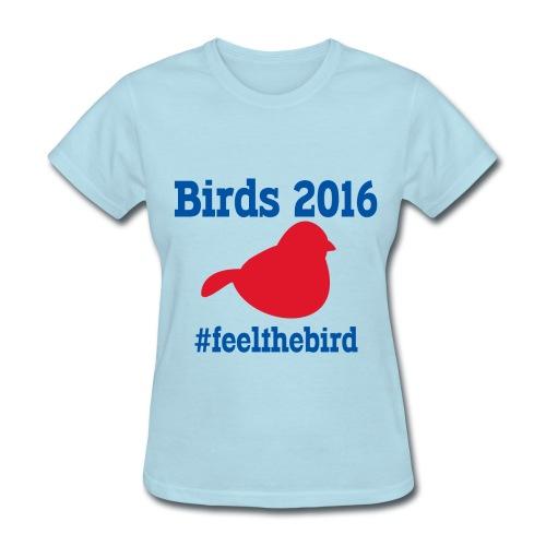 Birds 2016 - Women's T-Shirt