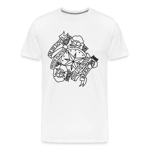 Wonderlust - Men's Premium T-Shirt