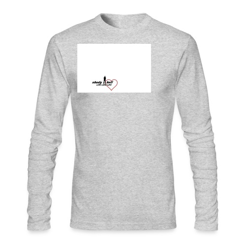 fett genser - Men's Long Sleeve T-Shirt by Next Level
