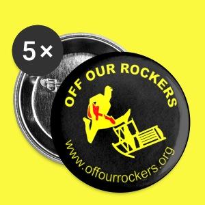 Rocker Buttons - Large Buttons
