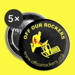 Rocker Buttons - Large Buttons