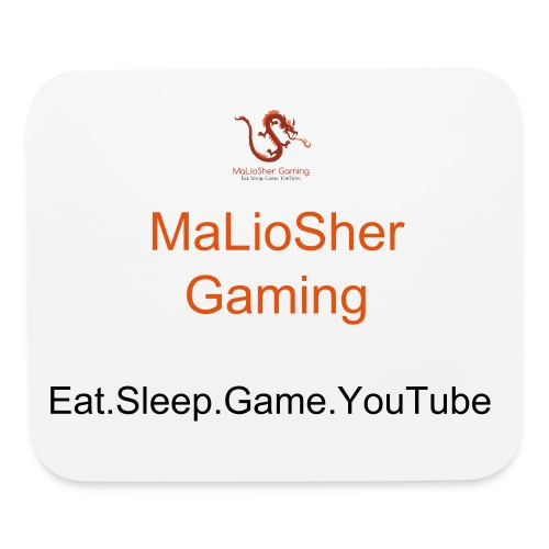 Maliosher Gaming Official Mouse Pad - Mouse pad Horizontal