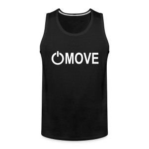 POWERMOVE TANK - Men's Premium Tank