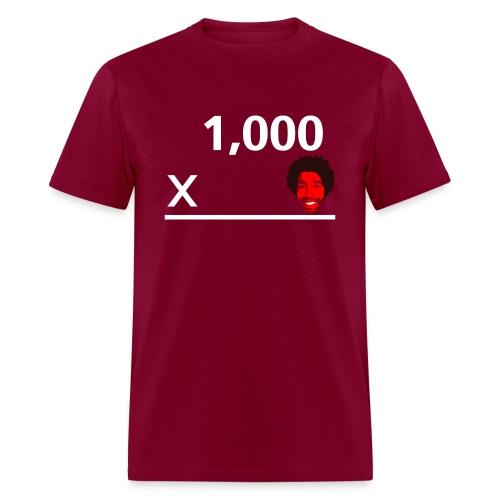One Thousand Dantes - Men's T-Shirt