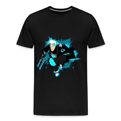 Meem - T-shirt premium pour hommes