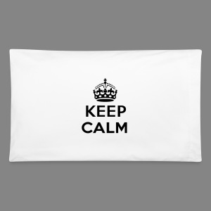 Keep Calm Pillow Case - Pillowcase