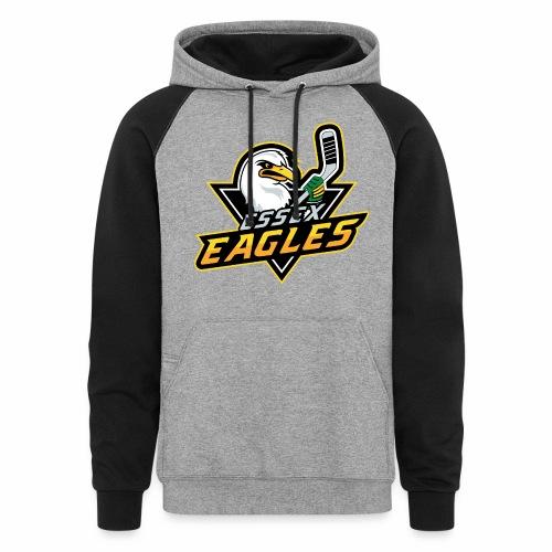 Eagles Hoodie  - Colorblock Hoodie