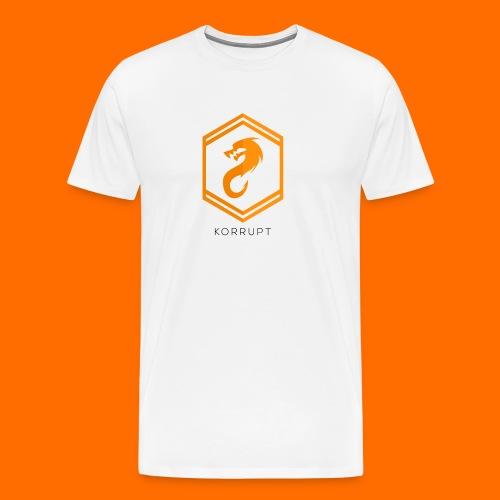 Korrupt Esports T-shirt - Men's Premium T-Shirt