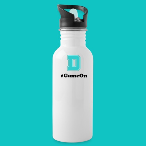 #GameOn Water Bottle - Water Bottle