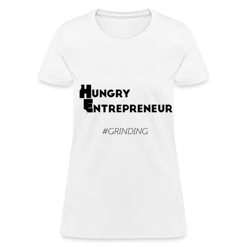 H.E.Women's White Tee - Women's T-Shirt