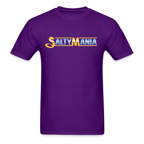 Saltymania - Men's T-Shirt