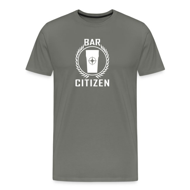 Bar Citizen Shirt (Big logo)