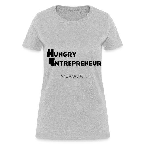 H.E. Women's Grey Tee - Women's T-Shirt