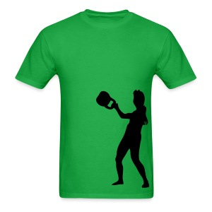 Snatch Silhouette Men's T - Men's T-Shirt
