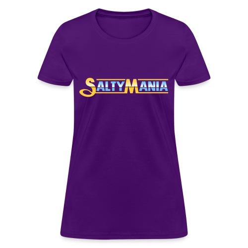 Saltymania - Women's T-Shirt