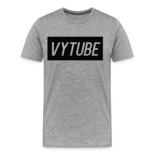 VyTUBE Men's T Shirt - Men's Premium T-Shirt