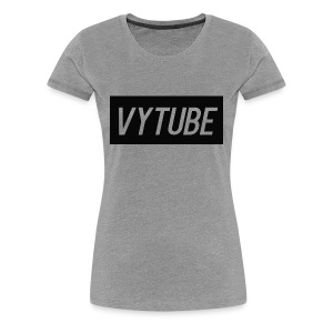 VyTUBE Women's T Shirt - Women's Premium T-Shirt