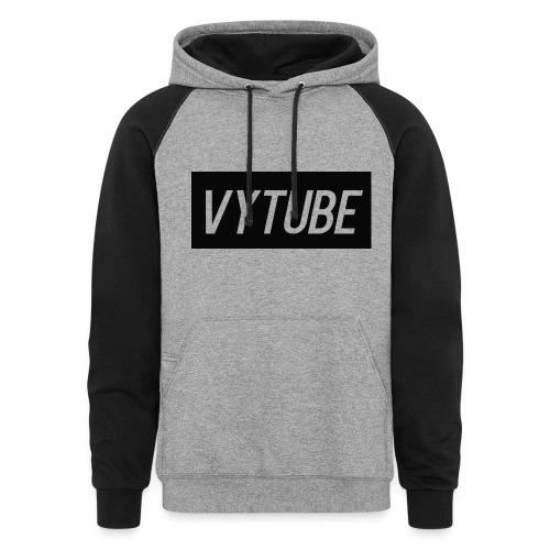 VyTUBE ColorBlock Sweatshirt - Colorblock Hoodie