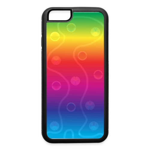 Rainbow Fun - iPhone 6/6s Rubber Case