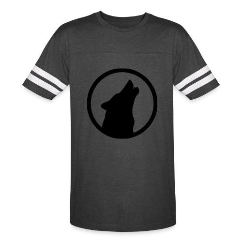 Howling Wolf Men's Vintage Sport T-Shirt - Vintage Sport T-Shirt