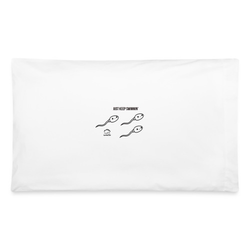 The Spermies - Just Keep Swimmin' Pillow Case - Pillowcase