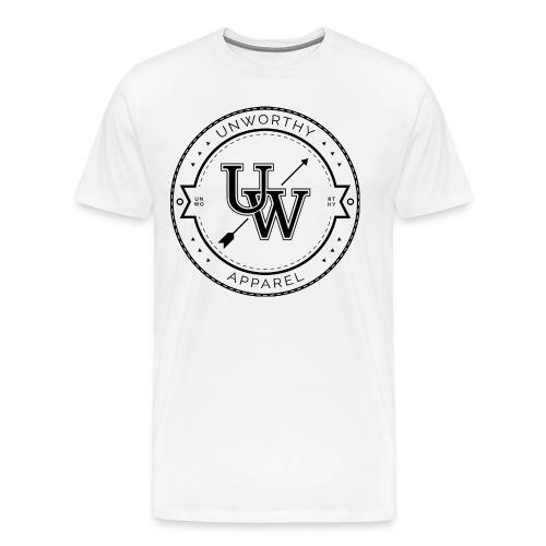 UW T-shirt B - Men's Premium T-Shirt