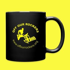 Rocker Coffee Mug - Full Color Mug