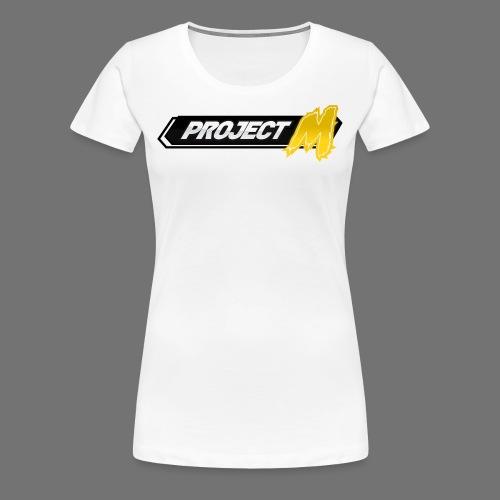 Generic Project M Championship Circuit - Women's T-Shirt - Women's Premium T-Shirt