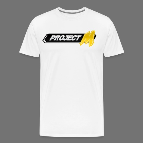 Generic Project M Championship Circuit - Men's T-Shirt - Men's Premium T-Shirt