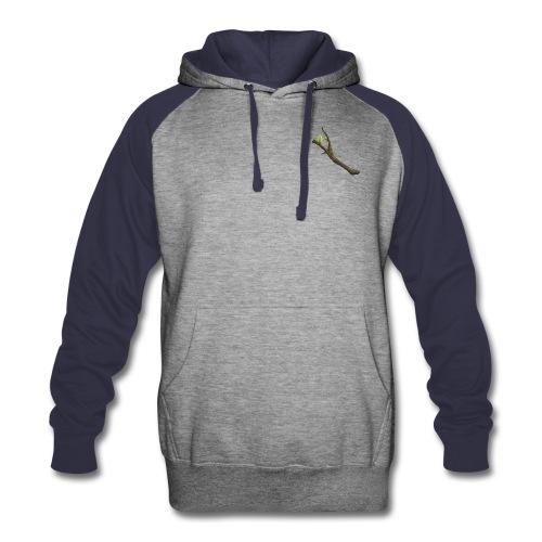 Twig Sweater - Colorblock Hoodie