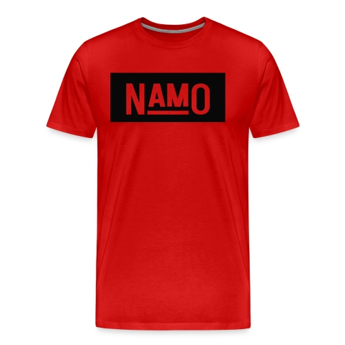 NAMO Shirt - Men - Men's Premium T-Shirt